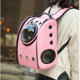 The Kitty Bubble Carrying BackPack