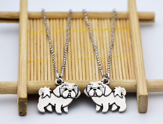 Shih-Tzu Love Necklace