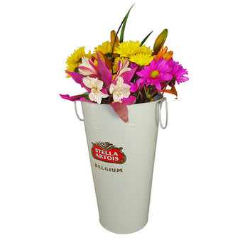 Bloom Flower Bucket