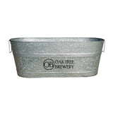 brekx tank 80 quart extra large galvanized beverage tub promotional
