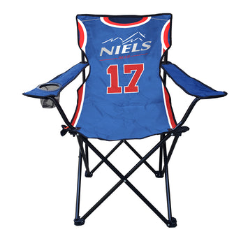 Basketball Jersey Sublimated Tailgate Chair