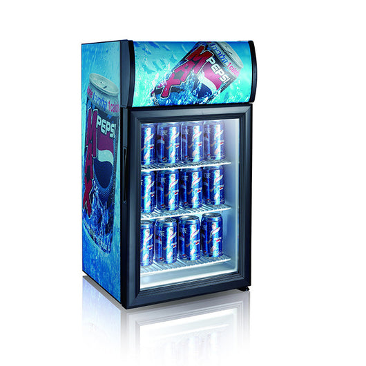 SUBZ 52L Mini Fridge