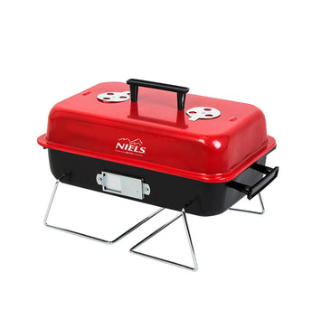 Portable Tabletop BBQ Charcoal Grill