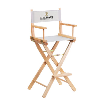 Active Wooden Director's Chair