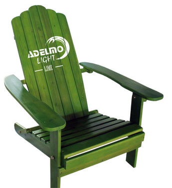 Beaches Folding Adirondack Chair
