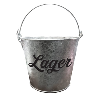 Quick & Custom | Embossed Hot Dipped 5QT Bucket