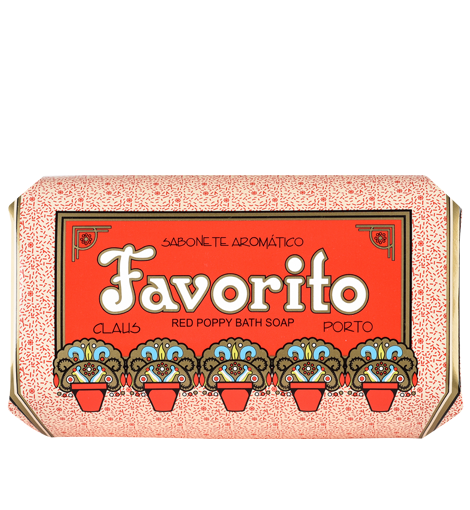 favorito bath soap