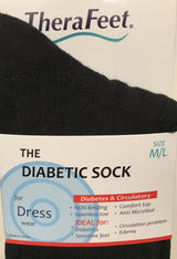 TheraFeet Diabetic Sock For Dress Wear
