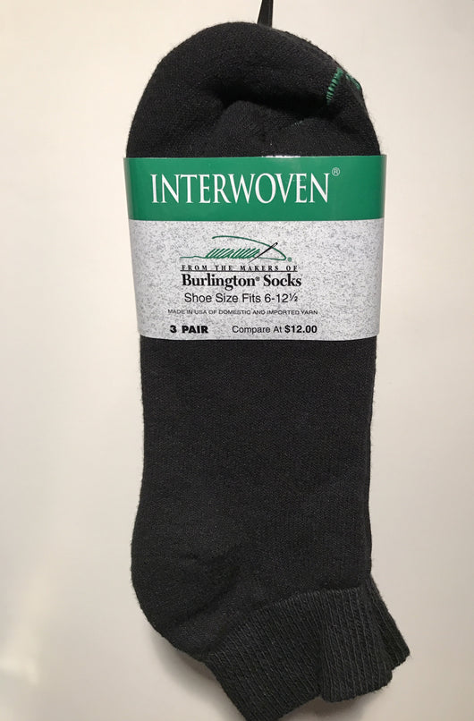 Interwoven Burlington Crew Sock