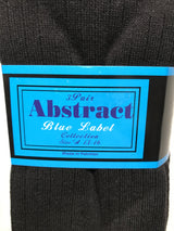Abstract 3 Pack Sock