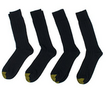 Gold Toe 4 Pack Socks
