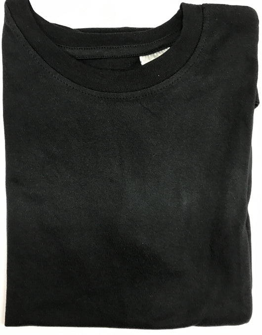 100% Cotton Solid T-Shirts