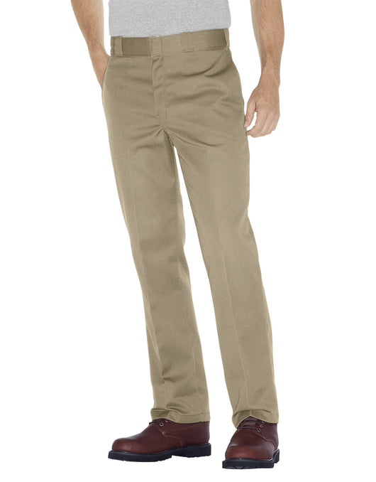 Dickies Original 874 Work Pant Khaki Big and Tall