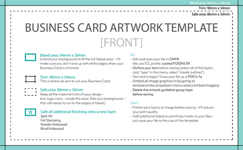 Shop business cards earnest print shop business cards colourmoves