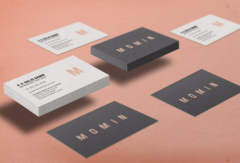 Premium Business Cards-Earnest Print