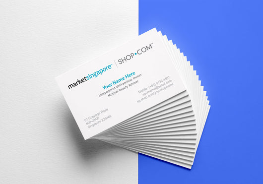 Shop.com Business Cards-Earnest Print
