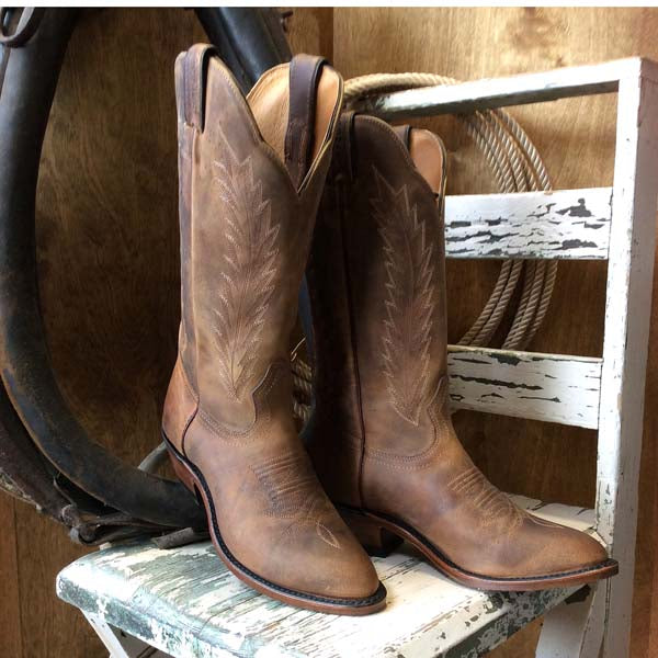 How Cowboy boots are made, the real difference