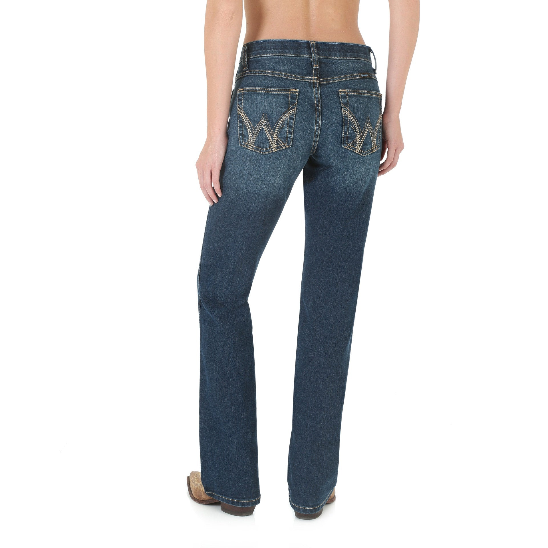 WRANGLER Q BABY COOL VANTAGE Country Soul Stepping Out Western Style