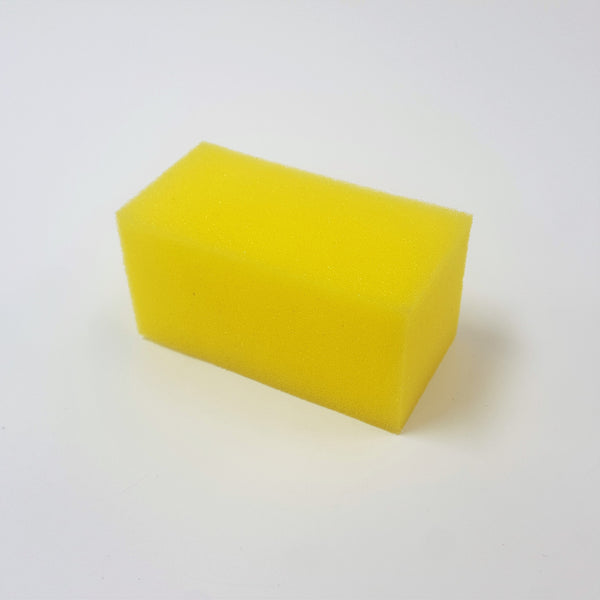 Foam Rectangle - Yellow
