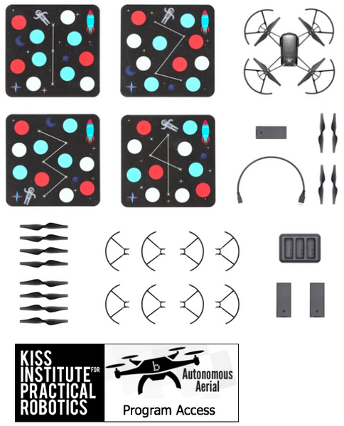 Aerial Botball Challenge Kit + 1 Year Program Access