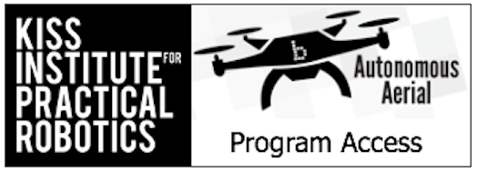 Aerial Botball Challenge - 1 Year, First-Time Program Access