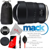 TAMRON SP 15-30mm f/2.8 Di VC USD G2 Lens for Canon DSLR Camera Kit + Mack Warranty