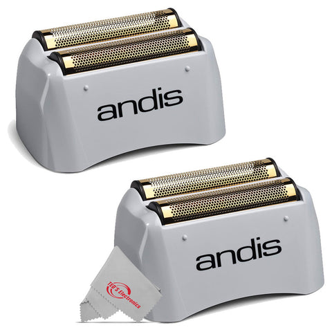 Two Pcs Andis 17160 Replacement Foil for The ProFoil and Lithium Shaver