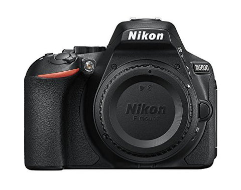 Nikon D5600 24.2MP Digital SLR Camera Body Only