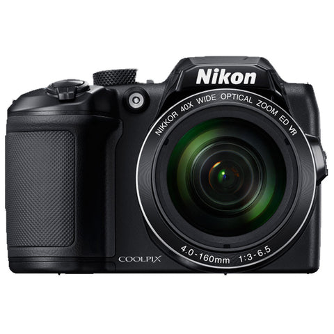 Nikon Coolpix B500 16MP Point and Shoot Camera Black