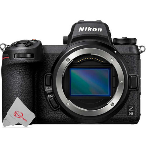 Nikon Z 6 MKII Mirrorless Digital Camera (Body Only)