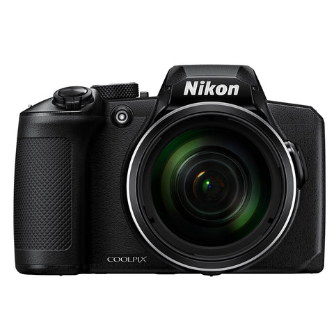 Nikon COOLPIX B600 16MP 60x Optical Zoom Digital Camera (Black)