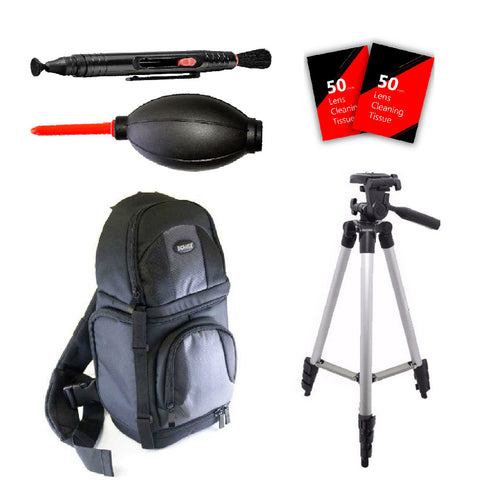 DSLR Backpack with Tripod and More Accessories for All Canon Digital Cameras
