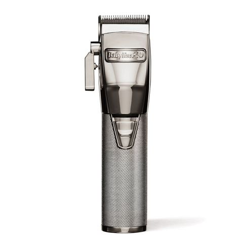 BaByliss PRO FX870S Cordless Clipper Lithium-Ion Adjustable Silver