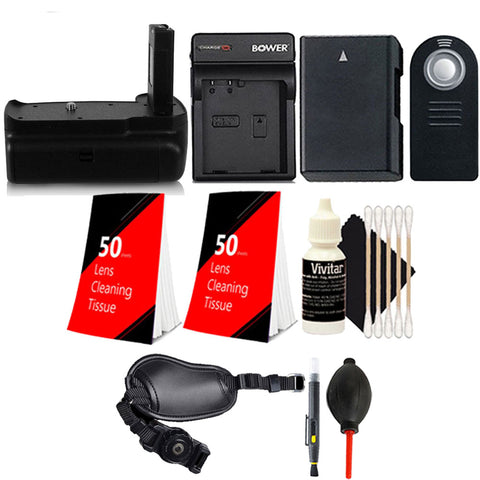 EN-EL14 Replacement Battery, Charger and Accessory Kit