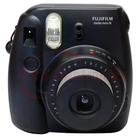 Best Seller! FUJIFILM Instax Mini 8 Instant Film Camera Black