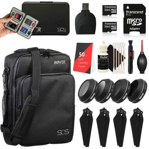 Ultimate Accessory Kit for DJI Mavic Pro Drones