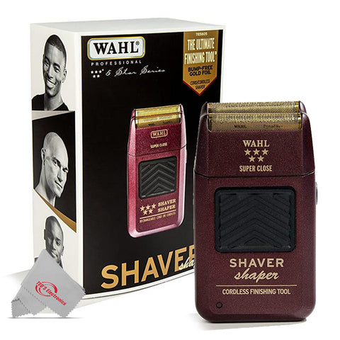 Wahl Professional 5-Star Series Rechargeable Shaver/Shaper #8061-100