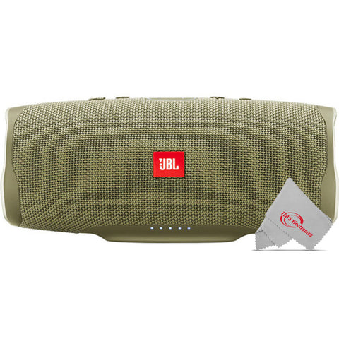JBL Charge 4 Portable Wireless Bluetooth Waterprrof Speaker (Sand)
