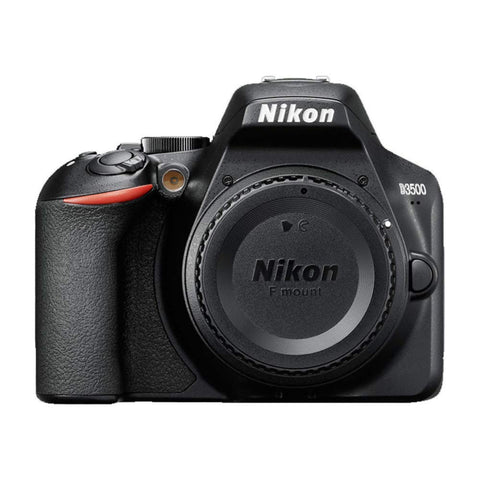 Nikon D3500 24.2MP DX-Format CMOS Sensor Digital SLR Camera BODY ONLY