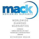 Mack Worldwide Diamond Warranty for Portable Electronic Devices Under $2500 2 Year, 3 Year, or 5 Year