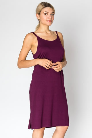 Jersey Cami Sheath