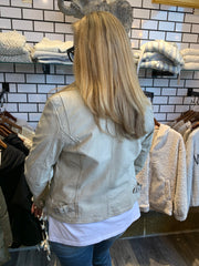 Mauritius Sophia Softest Leather Jacket