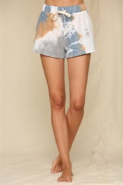 By Together French Terry Tie Dye Shorts