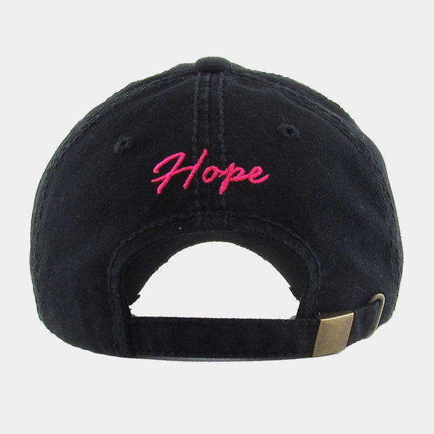 """Hope"" Vintage Baseball Cap"