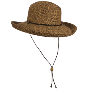 Scala Brim Hat with Wax Cord