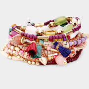 BoHo Best Bracelet Set of 12