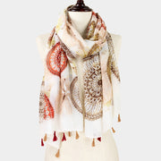 Prettiest Tassel Scarf