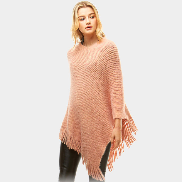 Long & Luxe Poncho