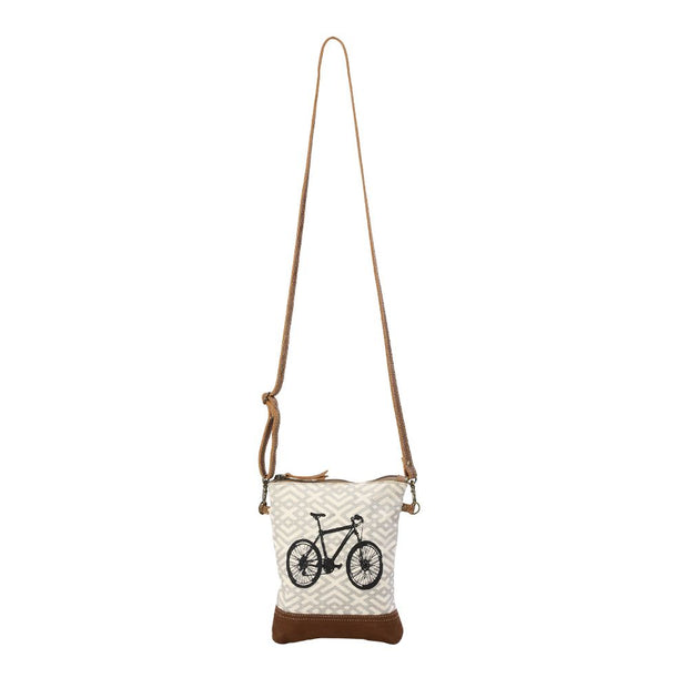 Up-Cycle Bicycle Crossbody