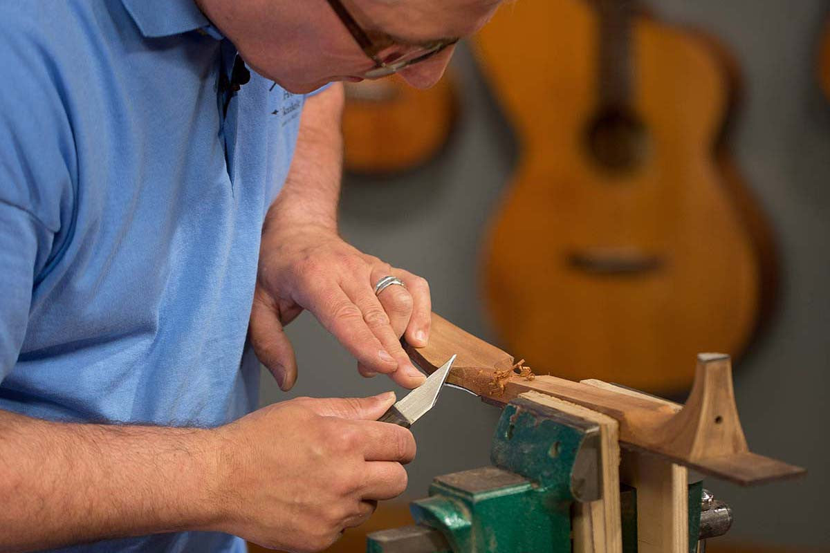 Pete Howlett's Luthier Series